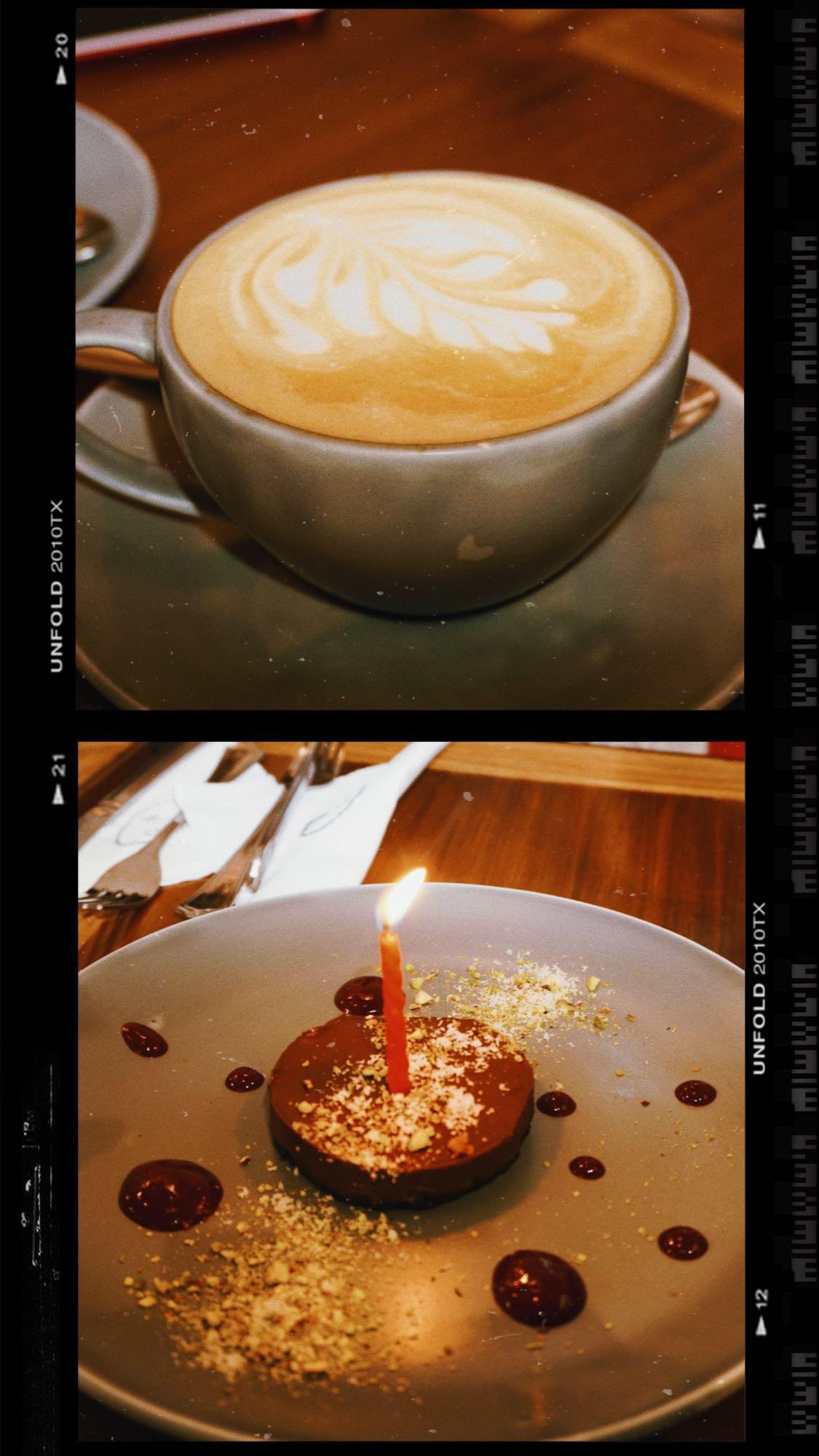 Turning 24 - Coffee & Cake
