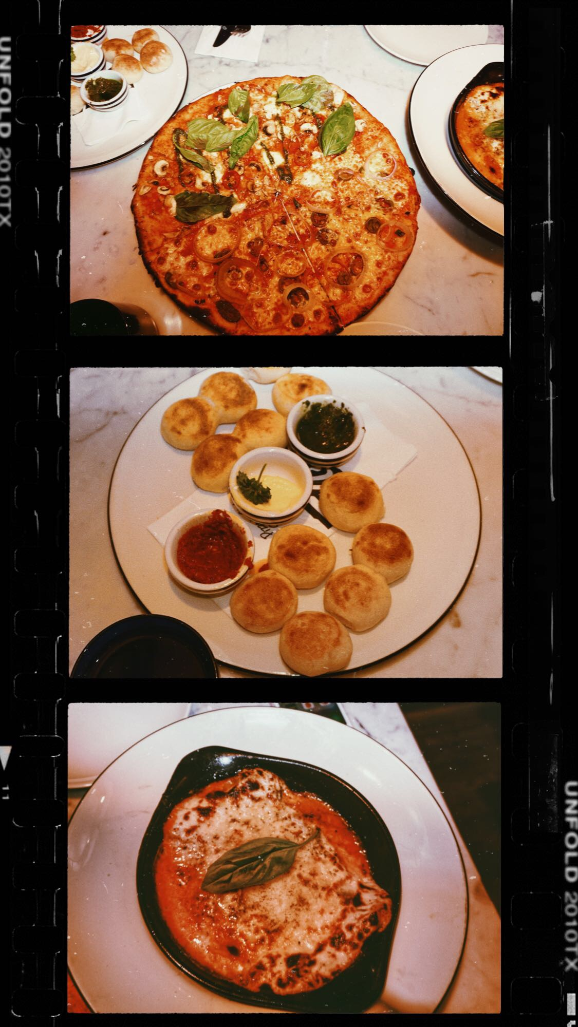 Turning 24 - Food scenes