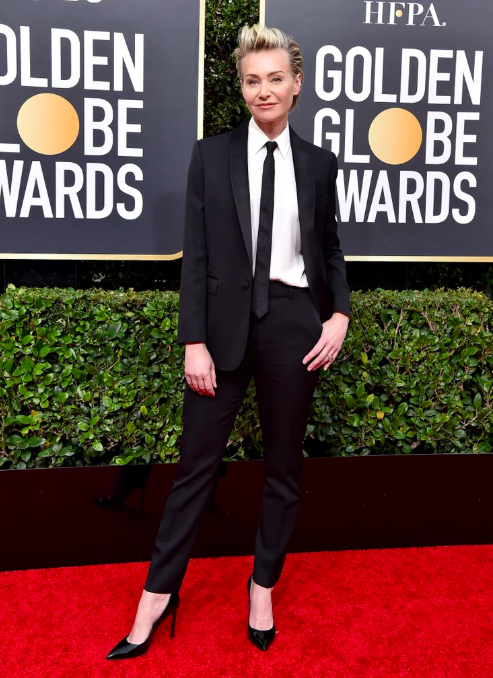 Golden Globes Red Carpet