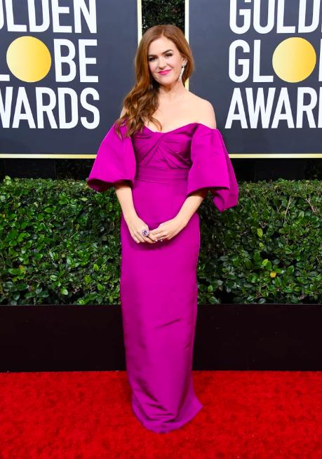 Golden Globes Red Carpet