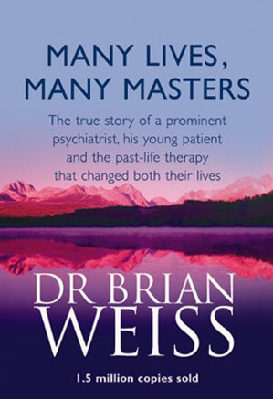 Many Lives Many Masters Book Recommendation by Dr. Brian Weiss.