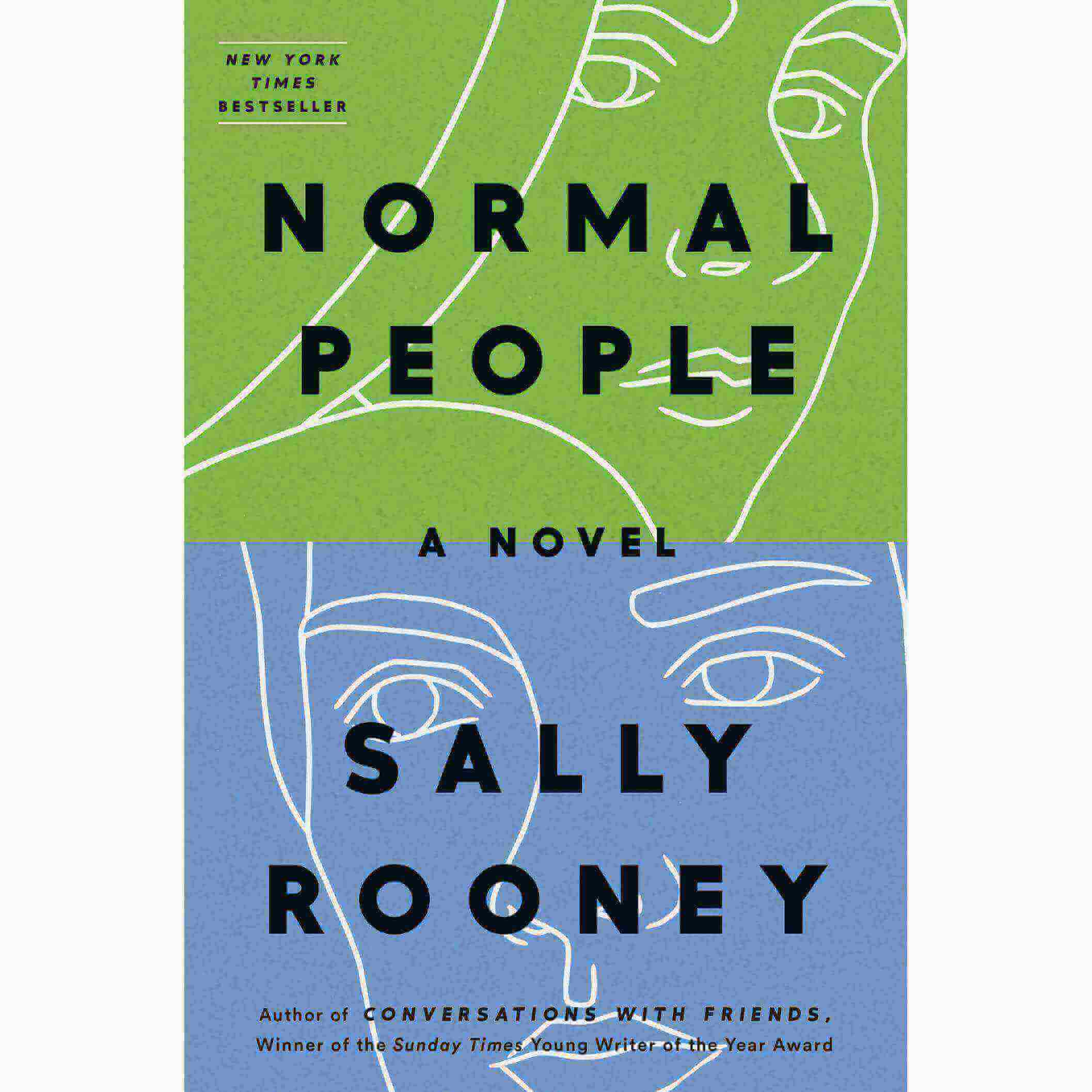 Normal People book recommendations by Sally Rooney.