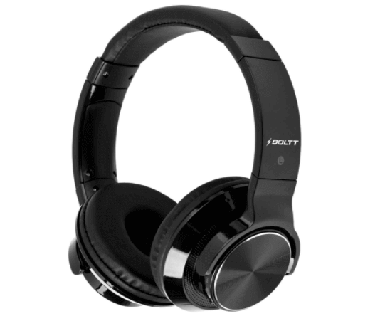 Bluetooth large over the head headphones as a Christmas gift for boyfriends.